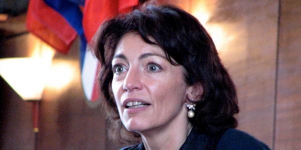 Marisol Touraine - Ministre de la Santé sous Hollande