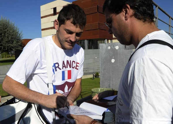 Iker Casillas Maillot France
