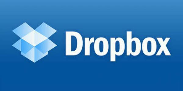 Logo de la société de stockage en ligne Dropbox