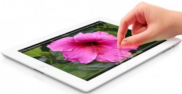 Apple lance un iPad de 128 Go