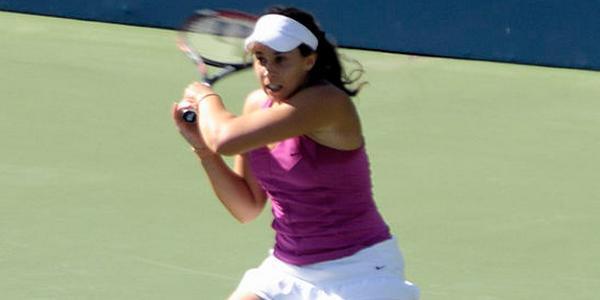 La joueuse de tennis Marion Bartoli