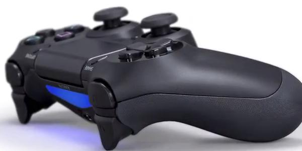 Manette DualShock 4 de la Playstation 4