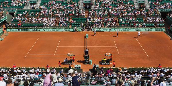 Tournois de Roland Garros