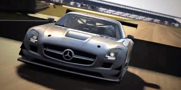 Vidéo du jeu de voiture Gran Turismo 6 sur PS4