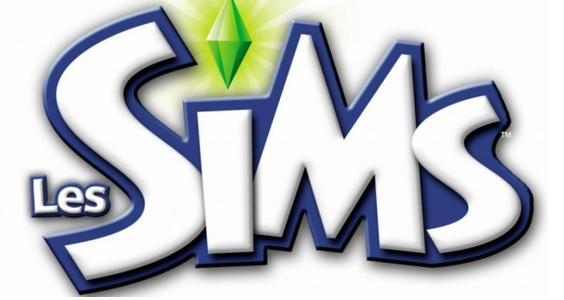 Logo du jeu Les Sims
