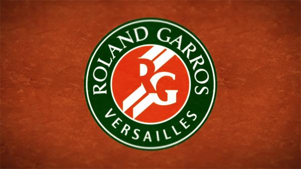 Roland Garros, le logo