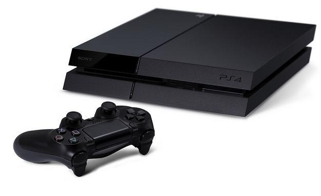 Présentation de la PS4 de Sony