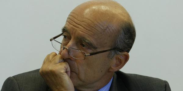 Alain Juppé de l'UMP