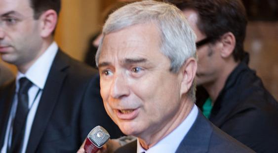 Le socialiste Claude Bartolone