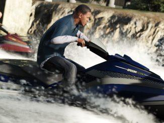 Course de Jetski dans GTA 5