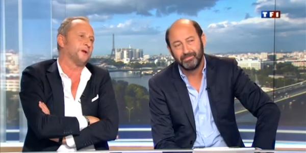 Benoît Poelvoorde et Kad Merad
