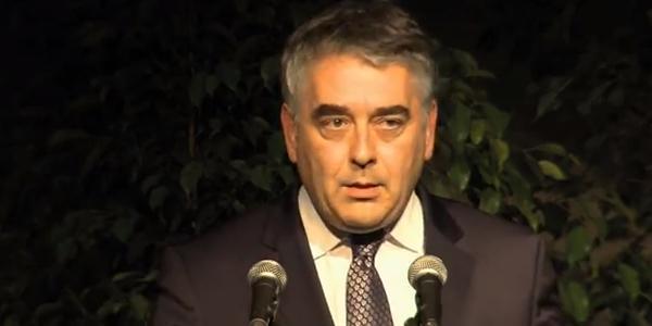 Gilles Bourdouleix, député-maire de Cholet