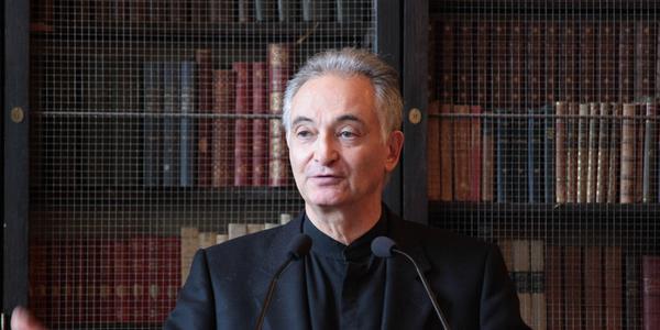 L'économiste Jacques Attali