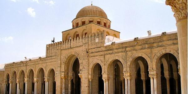 Grande Mosquée de Kairouan (Tunisie)