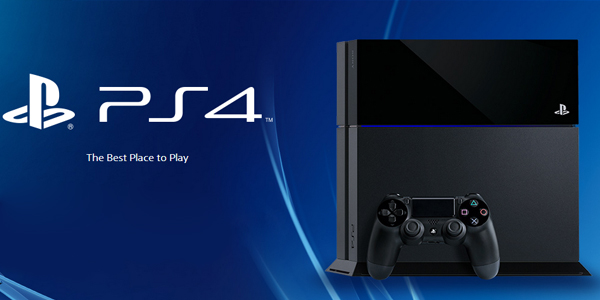 Console Sony PS4