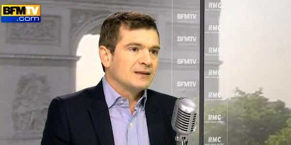 Le député UDI Benoît Apparu
