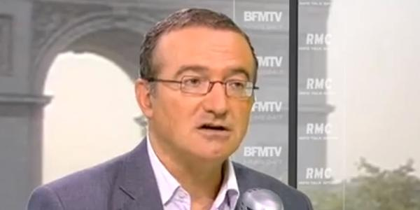 Hervé Mariton, député UMP