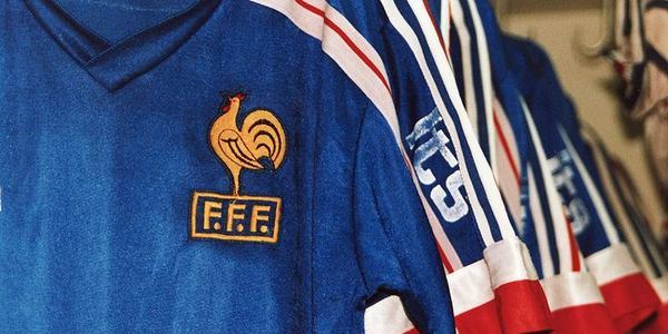 Maillots de l'équipe de France