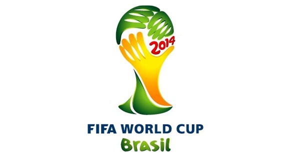 Logo de la coupe du monde de football de 2014