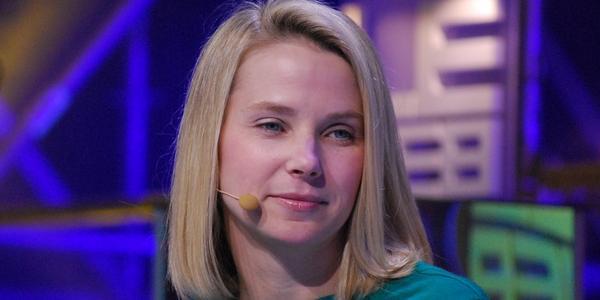 Marissa Mayer de Yahoo!