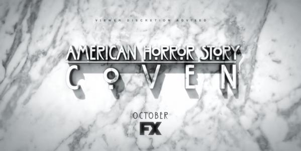American Horror Story Coven, saison 3 de la série TV