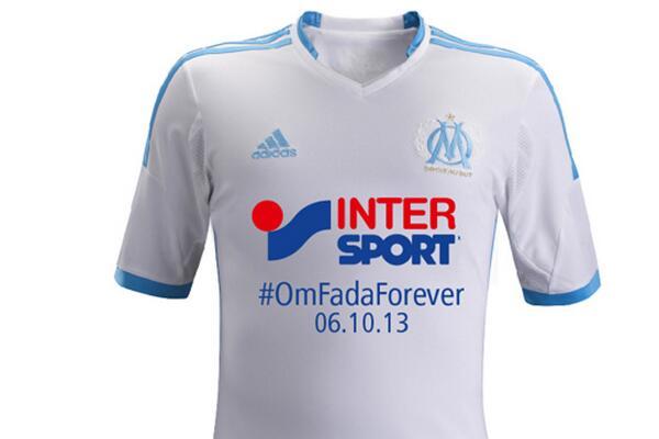 Maillot #OMfadaforever