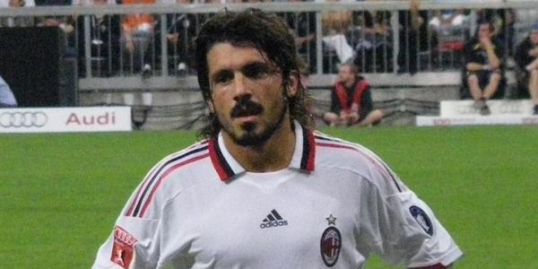 Gennaro Gattuso, joueur de football