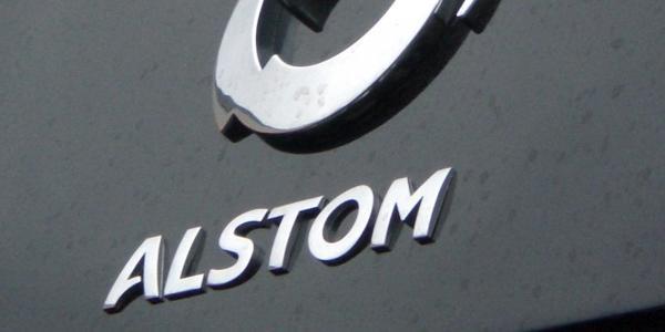 La société Alstom