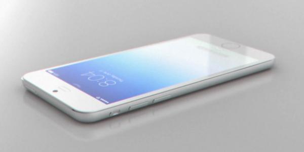 Concept iPhone 6 par Arthur Reis