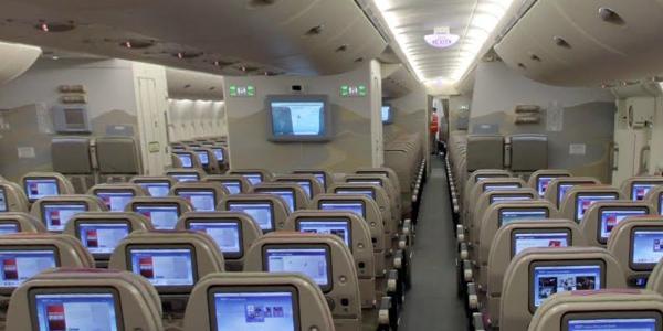 Google StreetView dans un A380