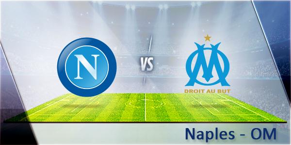 Match Naples - OM (Ligue des Champions)