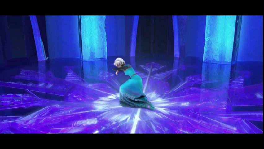 Plus gros succès de l'histoire de Disney avec le film la Reine des Neiges