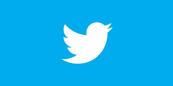 Nouveau logo officiel de Twitter