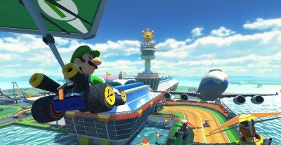 Mario Kart 8 sur Wii U