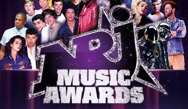 Les NRJ Music Awards 2014