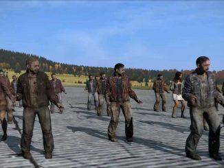 DayZ : l'éditeur fait danser les zombies pour fêter le million