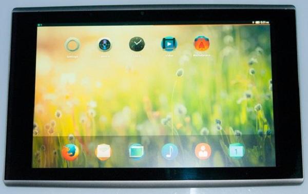 Tablette Firefox OS de Mozilla