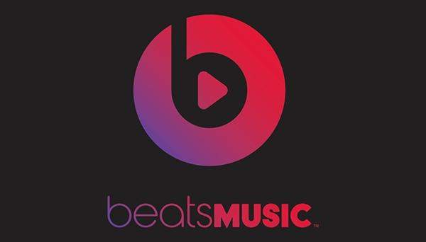 Logo de Beats Music, service de streaming musical