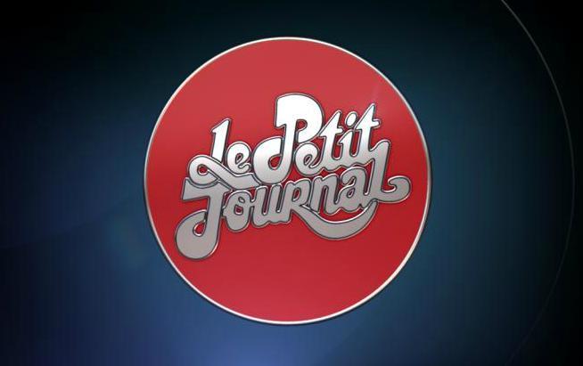 L'émission d'infotainement Le petit Journal sur la chaîne Canal+