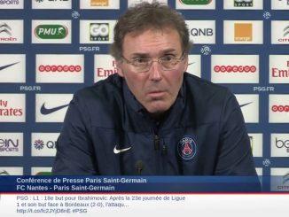 Coupe de la Ligue : voici le onze de départ probable du PSG à Nantes