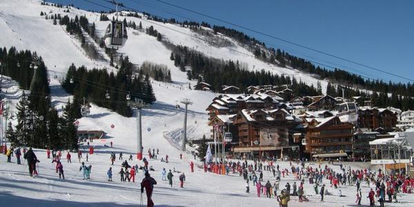 Station de ski de Courchevel