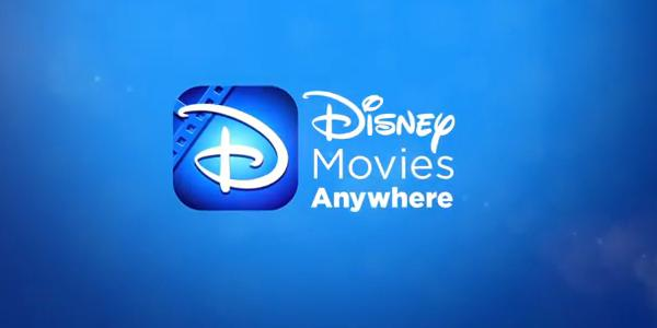 Logo de Disney Movies Anywhere