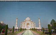 Google Street View s'invite au Taj Mahal