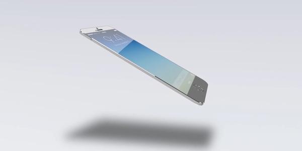 Concept d'iPhone 6 par Joseph Fahari