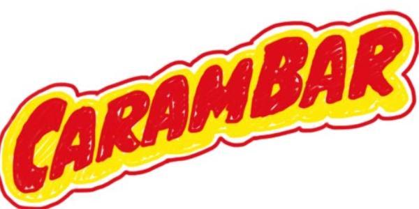 Logo de la marque Carambar