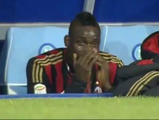 Pourquoi Mario Balotelli a-t-il fondu en larmes avec l'AC Milan ?
