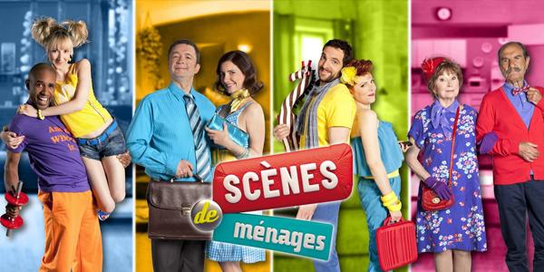 Scènes de Ménages - Crédits : M6
