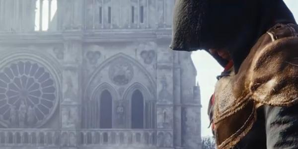 Assassin's Creed Unity à Paris en 1789