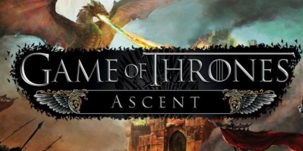 Game of Thrones Ascent disponible sur iPad