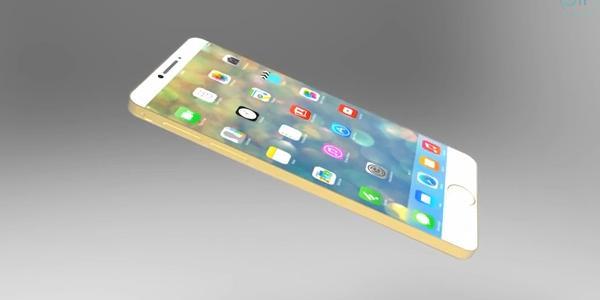iphone 6 en 5, 5 pouces couleur doré
